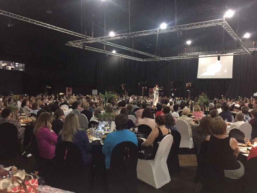 Annual Ladies Breakfast in Secunda