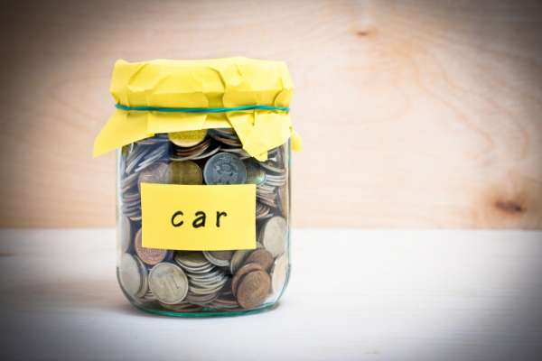Four ways to stop dipping into your savings account