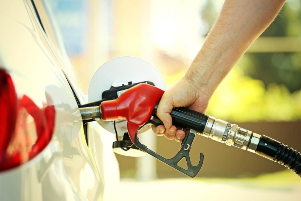 The petrol price is set for a massive increase in April