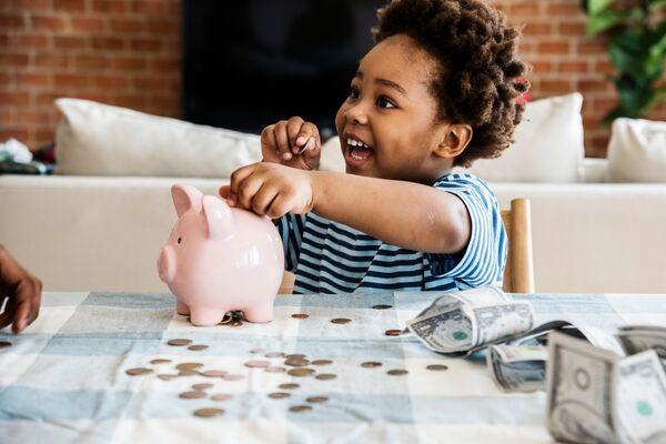 Healthy money values